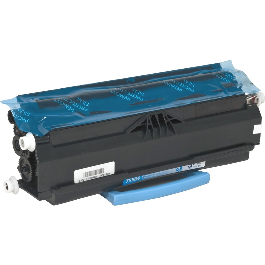 Supply Spot Compatible Dell 310-8707 Black Toner Cartridges for 1720 1720dn Printers 2 Pack