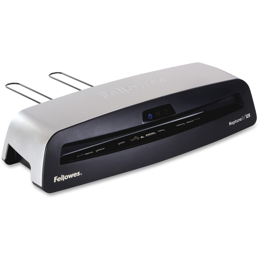 Fellowes Neptune™ 3 125 Laminator with Pouch Starter Kit - 7