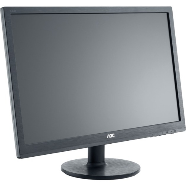 AOC Value E2460SH 24inch LED Monitor - 16:9 - 1 ms