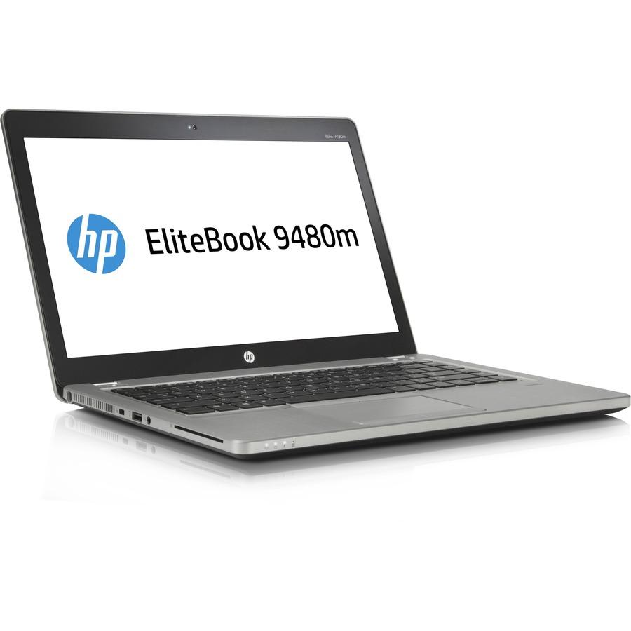 HP EliteBook Folio 9480m 35.6 cm 14inch LED Notebook - Intel Core i5 i5-4310U 2 GHz