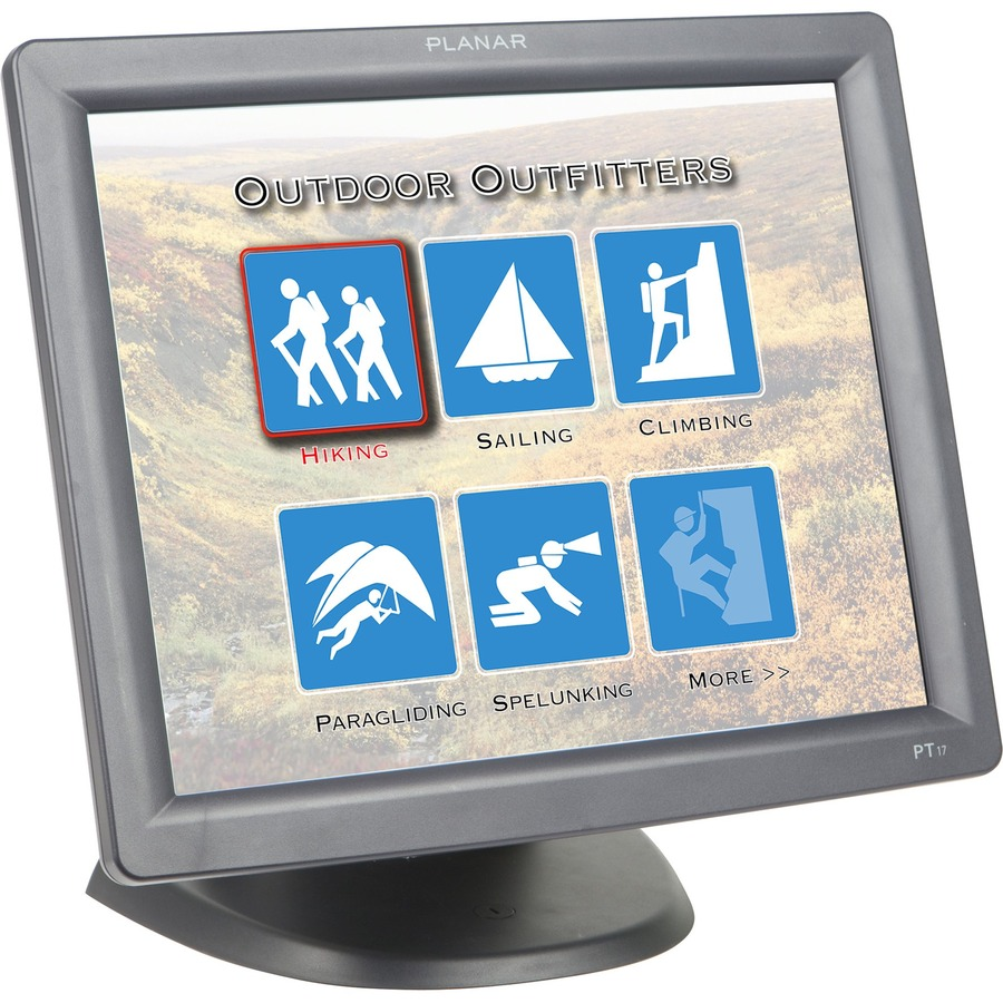 Planar Touch Screens Touch Screen Monitors