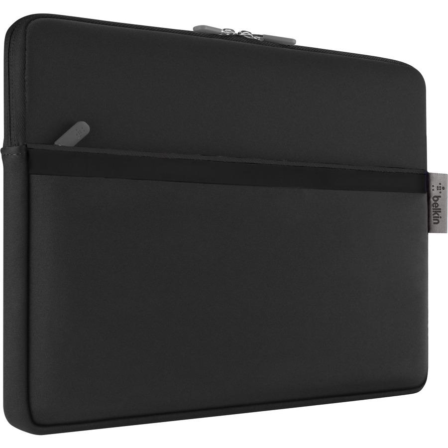 Belkin Carrying Case Sleeve for 25.4 cm 10inch Tablet - Black - Neoprene