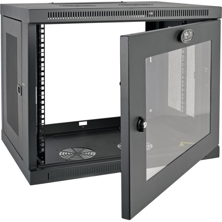 Tripp Lite Smartrack Enclosure - MASTER-POWER Rack and Accessories