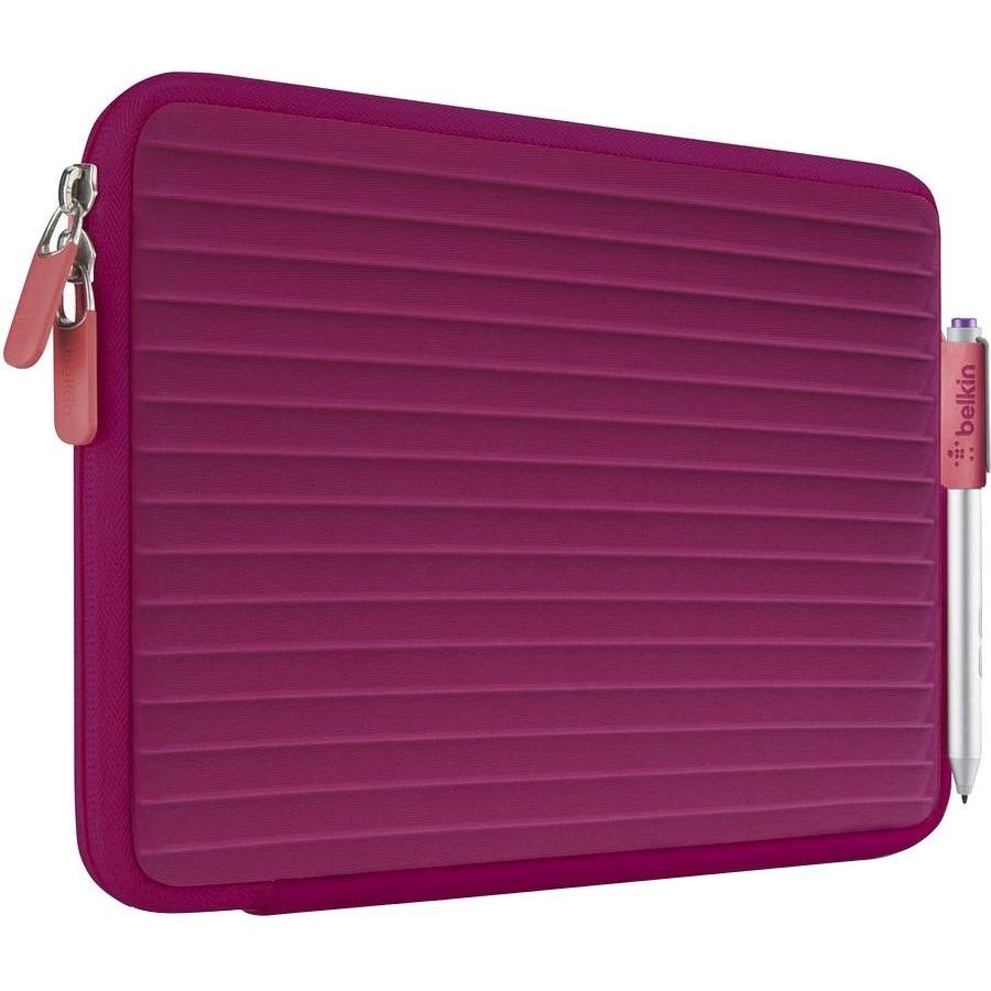 Belkin Type N Go Carrying Case Sleeve for 25.4 cm 10inch Tablet - Punch - Scratch Resistant Interior - Neoprene