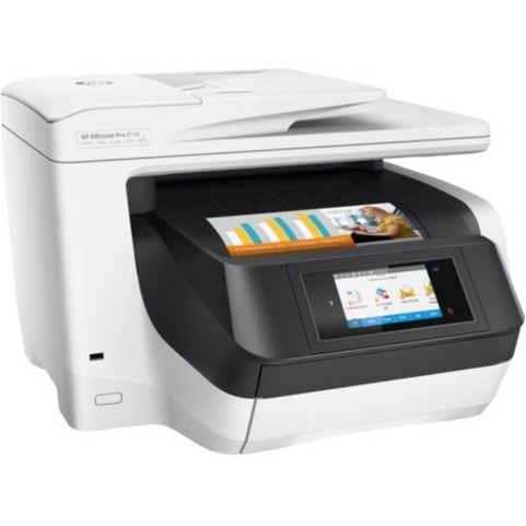 hp officejet pro 8730 inkjet multifunction printer novatech. Black Bedroom Furniture Sets. Home Design Ideas