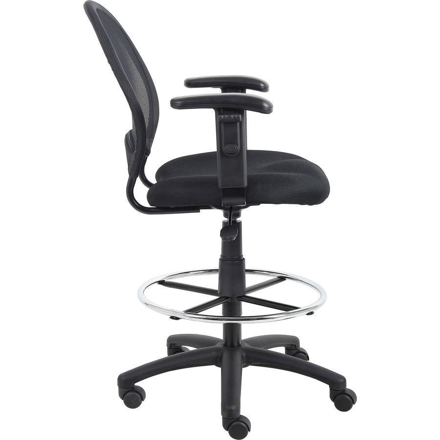 Wholesale Boss B16216 Drafting Chair Bopb16216 In Bulk