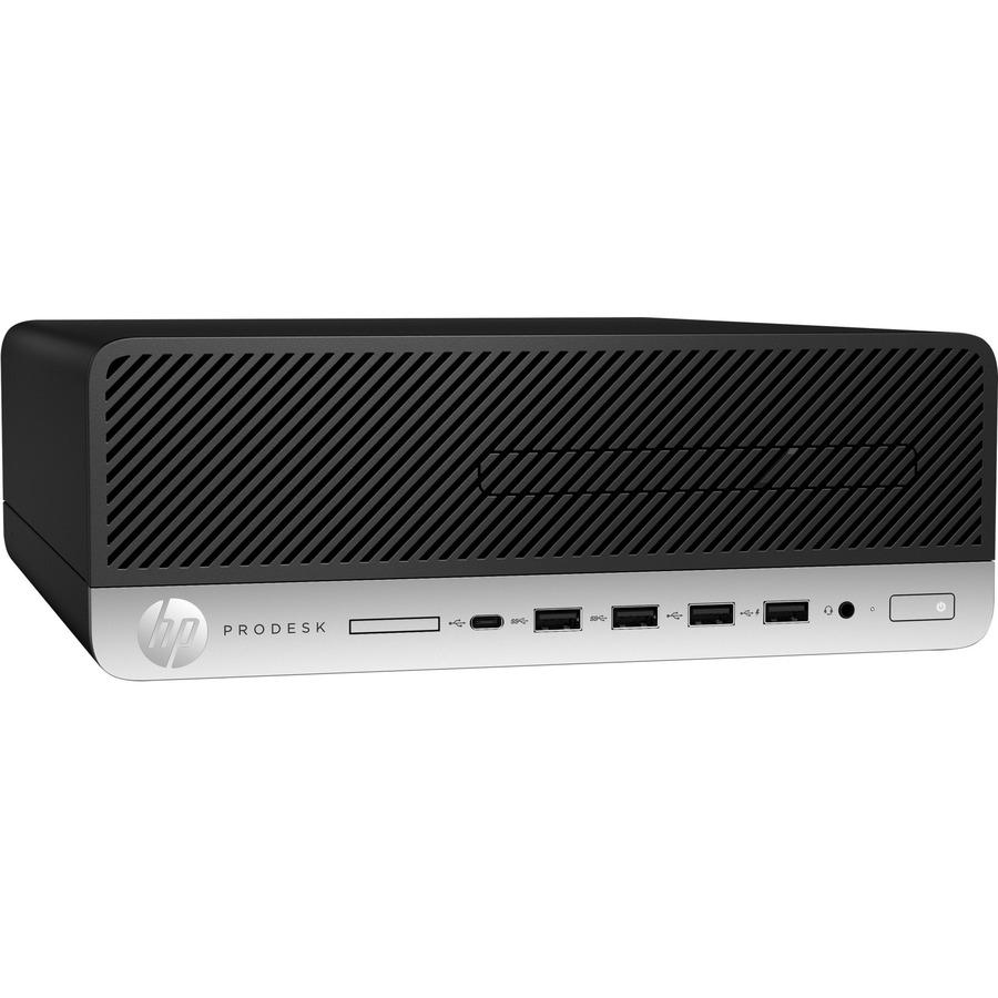 HP Business Desktop ProDesk 600 G3 Desktop Computer - Intel Core i5 7th Gen i5-7500 3.40 GHz