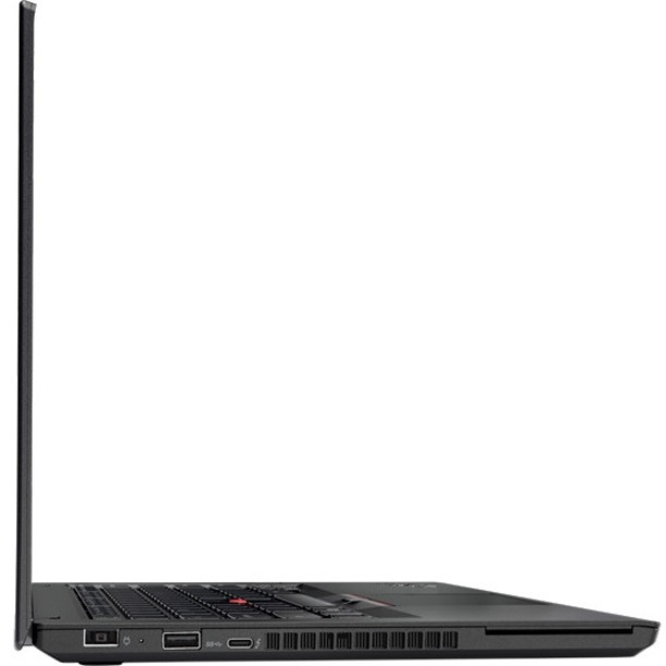 Lenovo ThinkPad T470 20HD000LUK 35.6 cm 14inch LCD Notebook - Intel Core i7 7th Gen i7-7600U Dual-core 2 Core 2.80 GHz - 8 GB DDR4 SDRAM - 256 GB SSD - Windows 10
