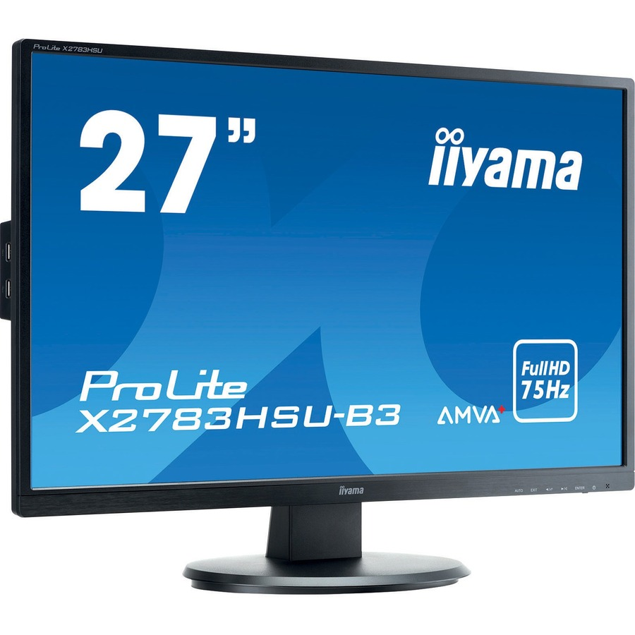 iiyama ProLite X2783HSU-B3 27inch LED Monitor