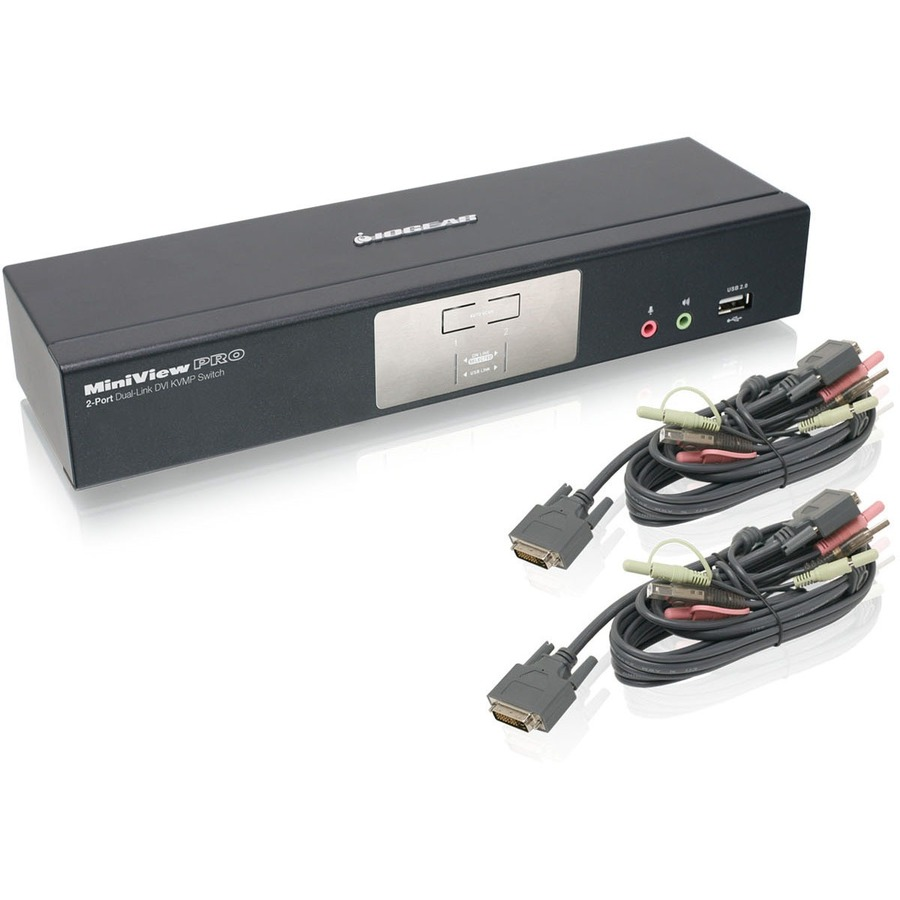 Iogear KVM Switches and Accessories