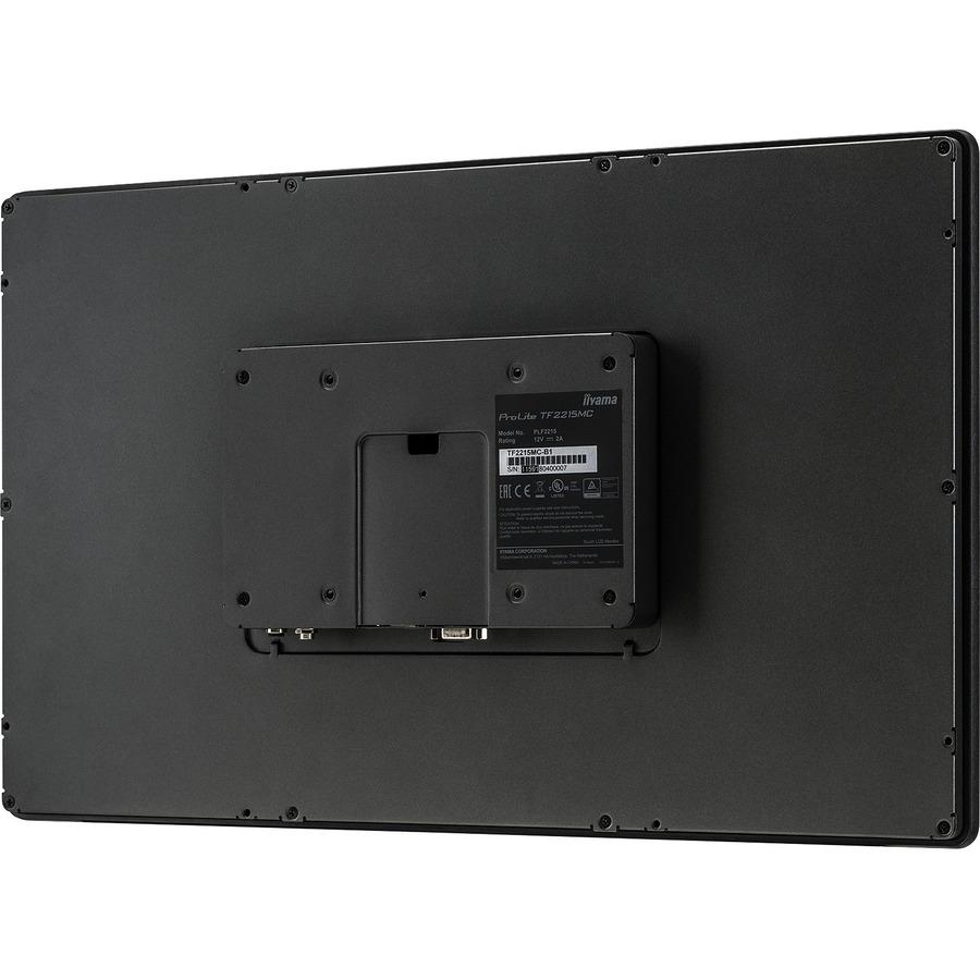 iiyama ProLite TF2215MC-B1 21.5inch Open-frame LCD Touchscreen Monitor - 16:9 - 14 ms GTG