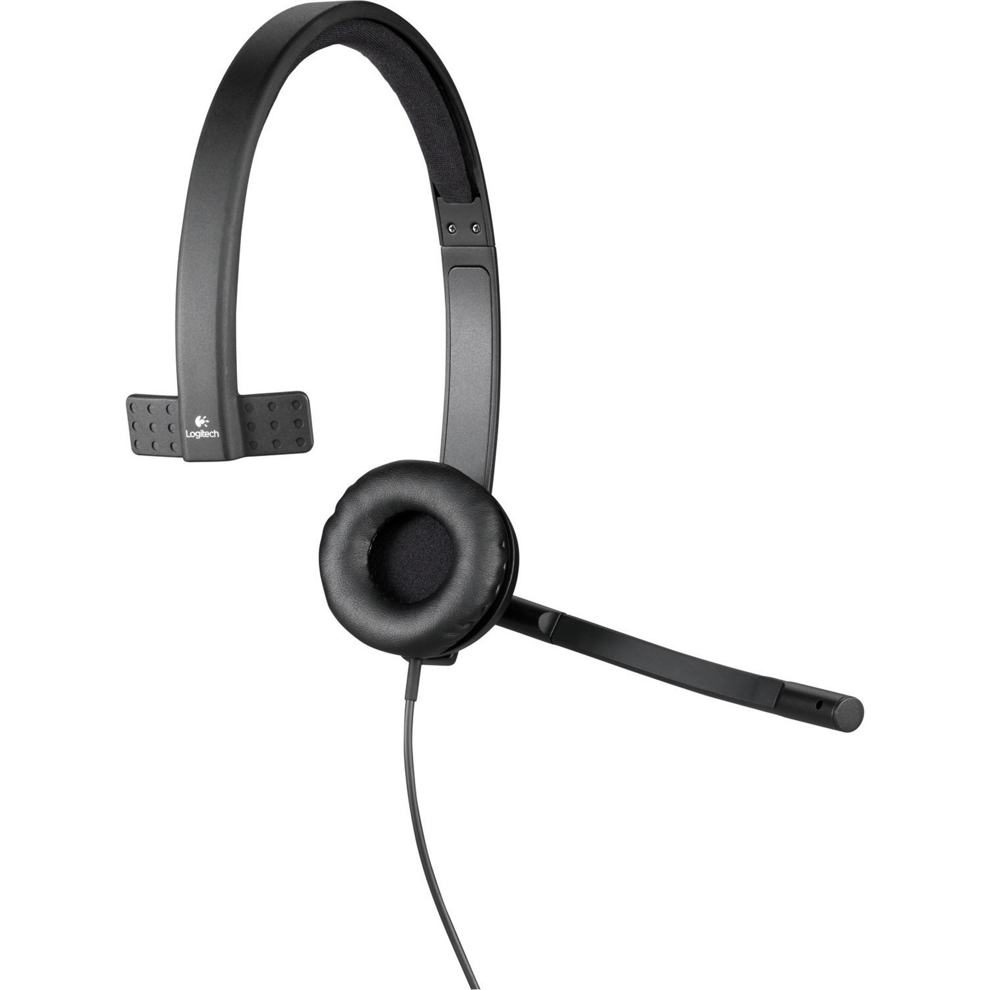 452265566a5 Mono - USB - Wired - 50 Hz - 10 kHz - Over-the-head - Monaural - Supra-aural  - Noise Cancelling Microphone