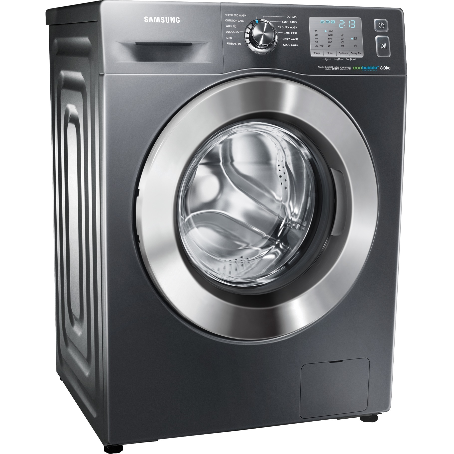 samsung wf80f5edw4xeu washing machine. Black Bedroom Furniture Sets. Home Design Ideas