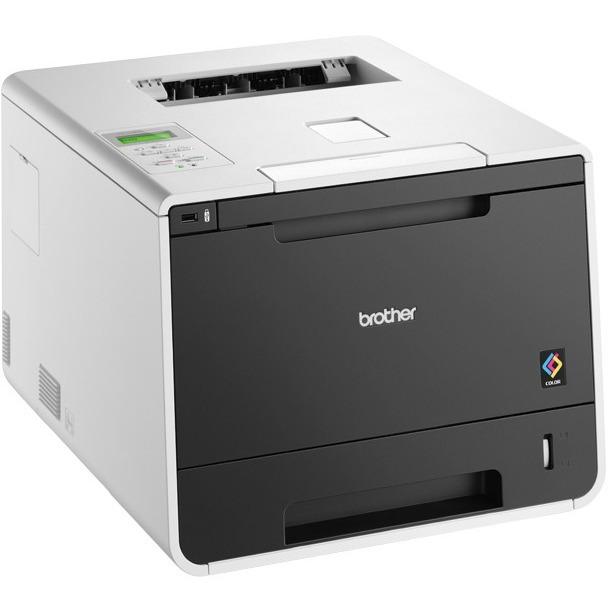 Brother HL-L8350CDW Laser Printer - Colour - 2400 x 600 dpi Print - Plain Paper Print - Desktop