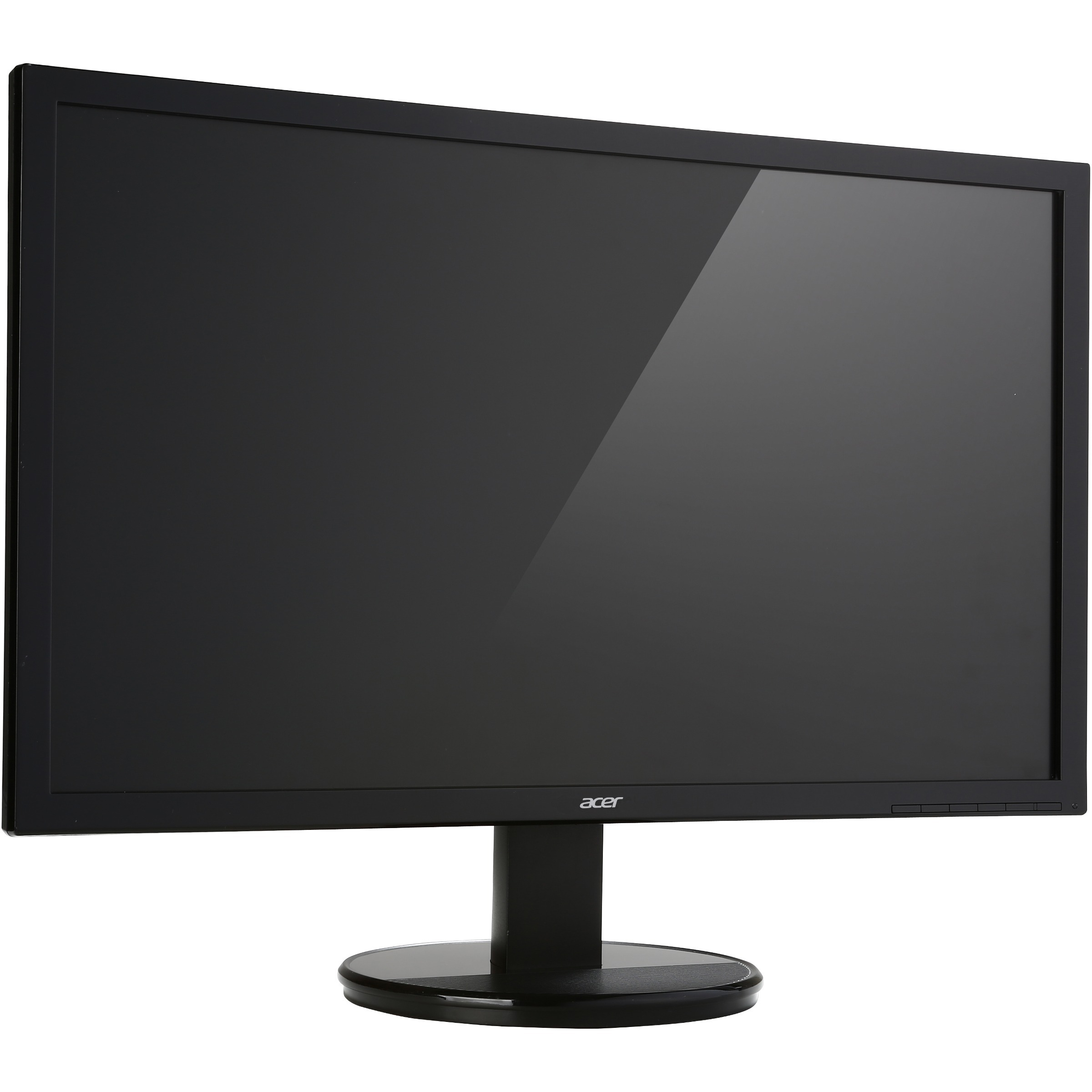 Acer K222HQL 54.6 cm 21.5inch LED LCD Monitor - 16:9 - 5 ms - Adjustable Display Angle - 1920 x 1080 - 16.7 Million Colours - 200 cd/mAnd#178; - Full HD - DVI - HDMI -