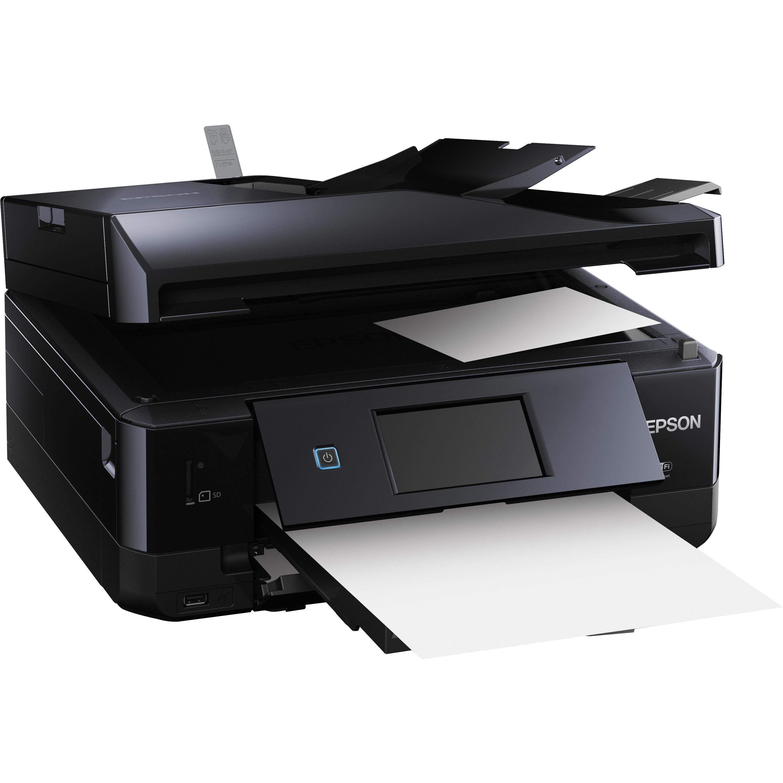 Epson Expression XP-860 Inkjet Multifunction Printer - Colour - Photo/Disc Print - Desktop