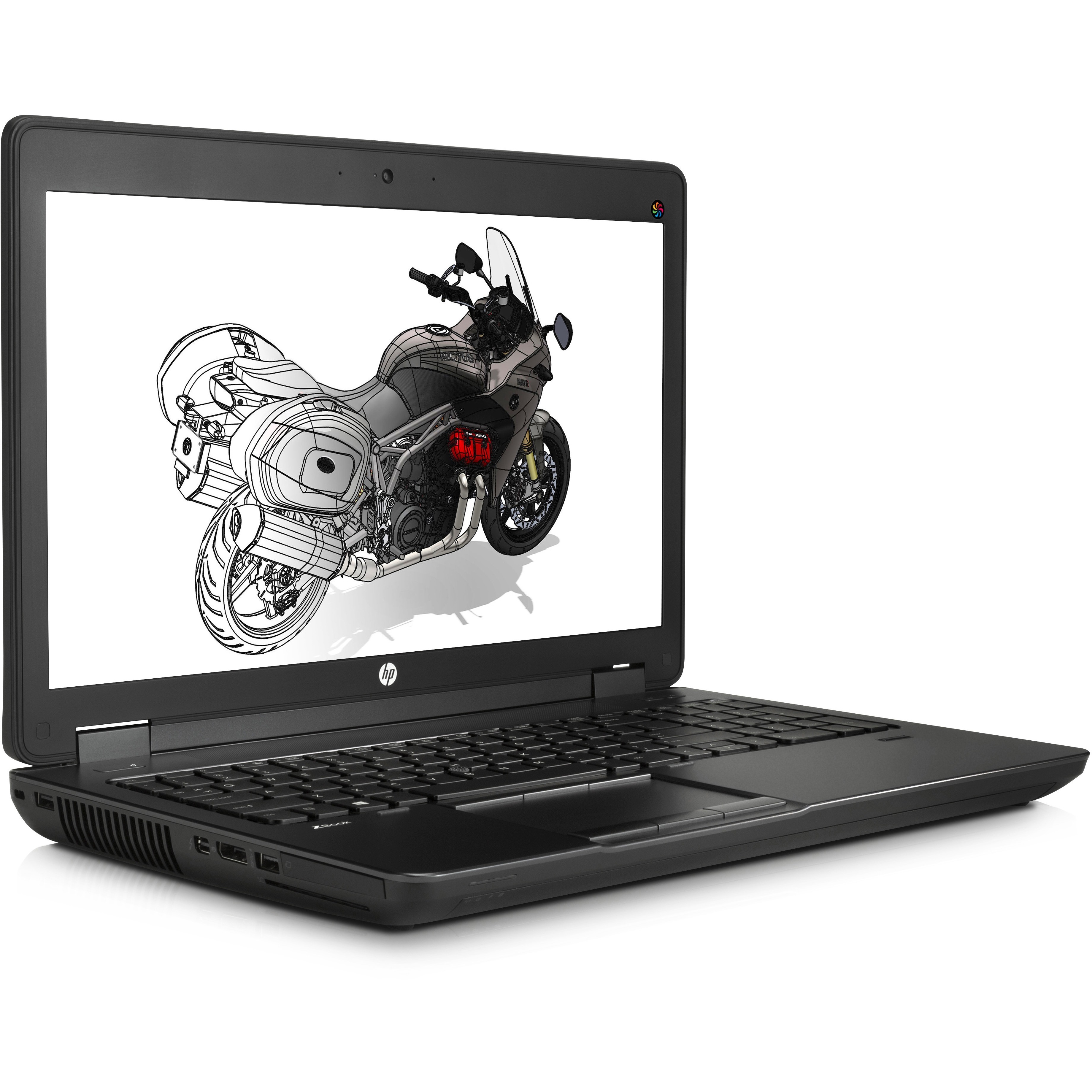 HP ZBook 15 G2 39.6 cm 15.6inch LED In-plane Switching IPS Technology Notebook - Intel Core i7 i7-4710MQ 2.50 GHz