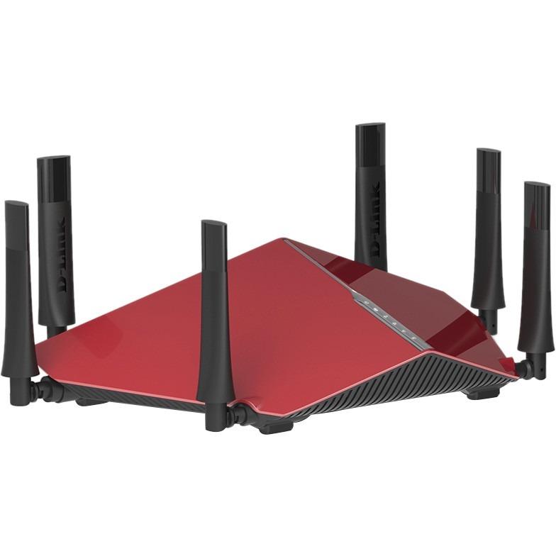 D-Link DIR-890L IEEE 802.11ac Ethernet Wireless Router