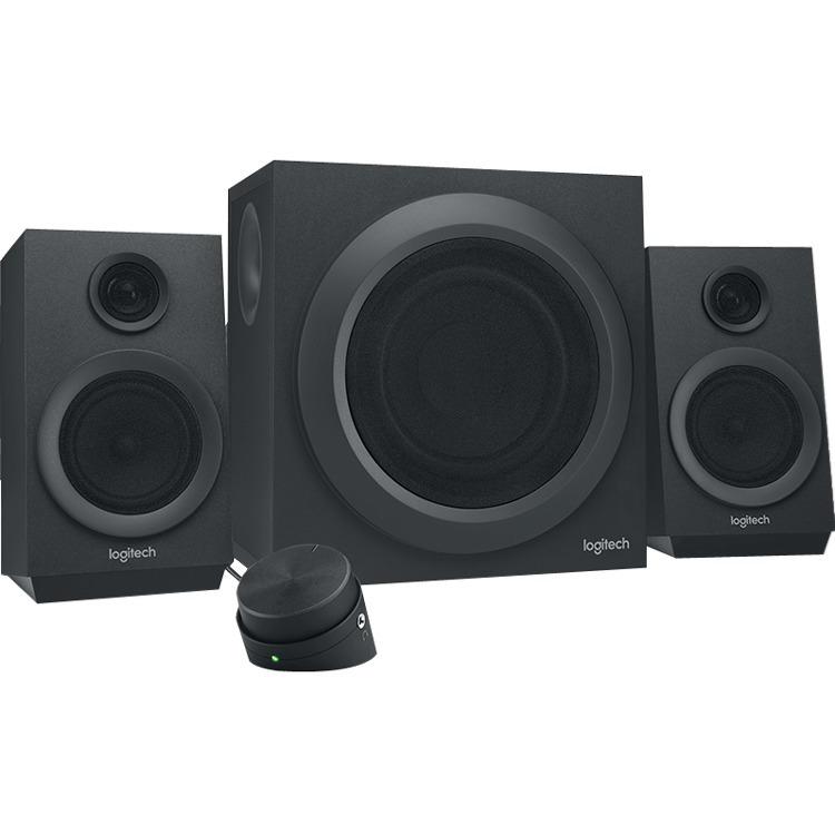Logitech Z333 2.1 Speaker System - 40 W RMS - Desktop