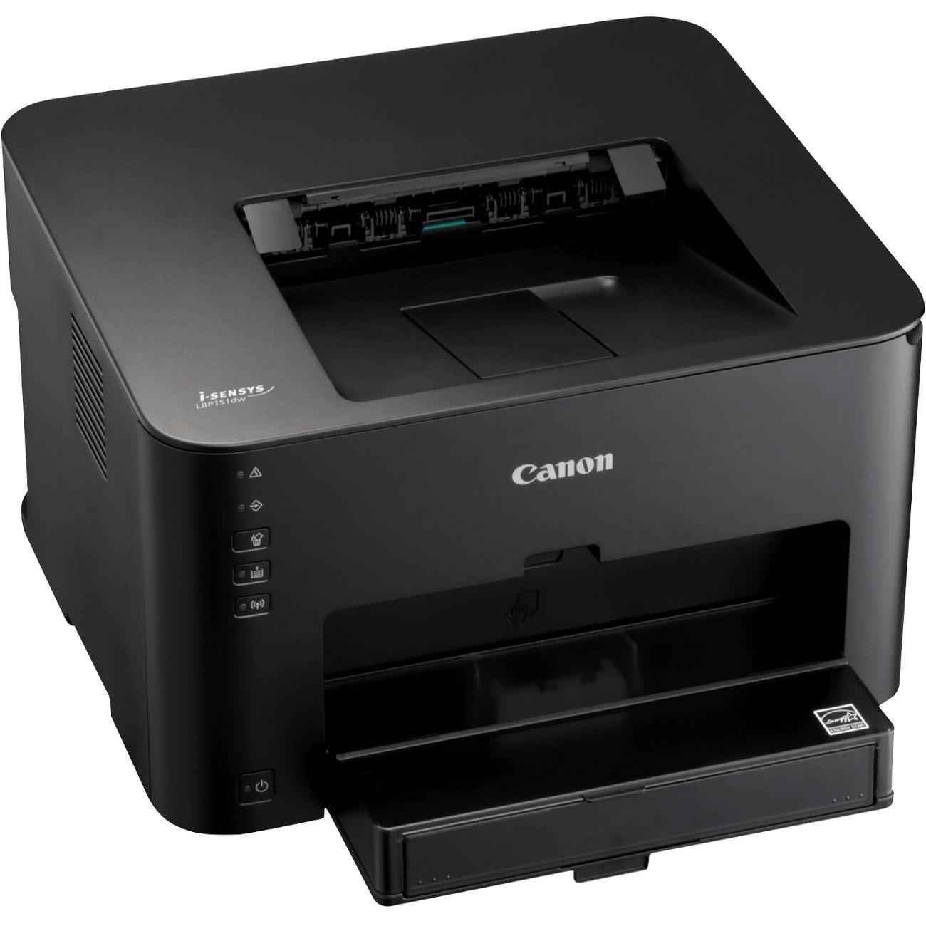 Canon i-SENSYS LBP151dw Laser Printer - Monochrome - 1200 x 1200 dpi Print