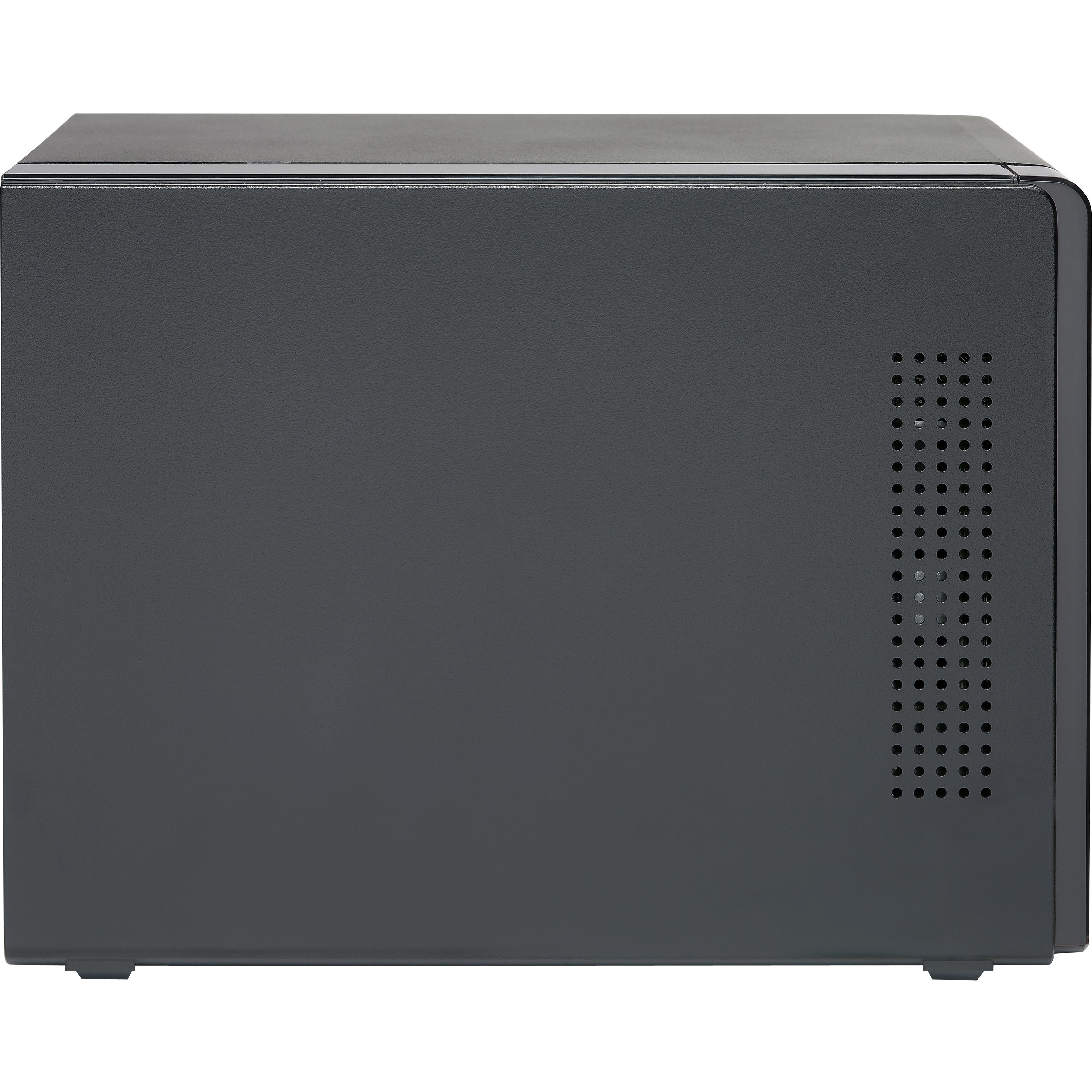 QNAP Turbo NAS TS-451plus 4 x Total Bays SAN/NAS Storage System - Tower - Intel Celeron Quad-core 4 Core 2 GHz - 4 x HDD Supported - 4 x HDD Installed - 16 TB Install