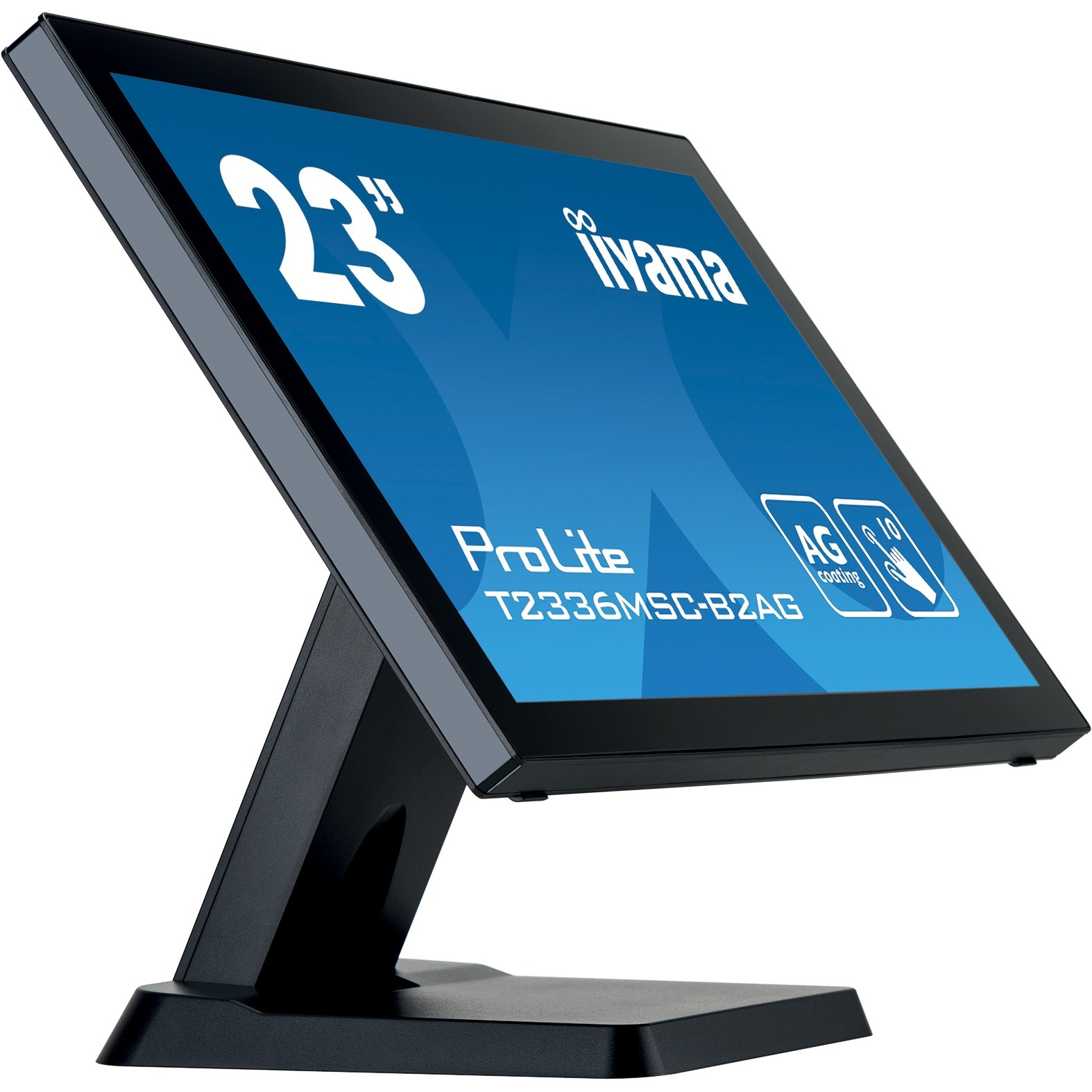 iiyama ProLite T2336MSC-B2AG 23inch LED Touchscreen Monitor - 16:9 - 5 ms