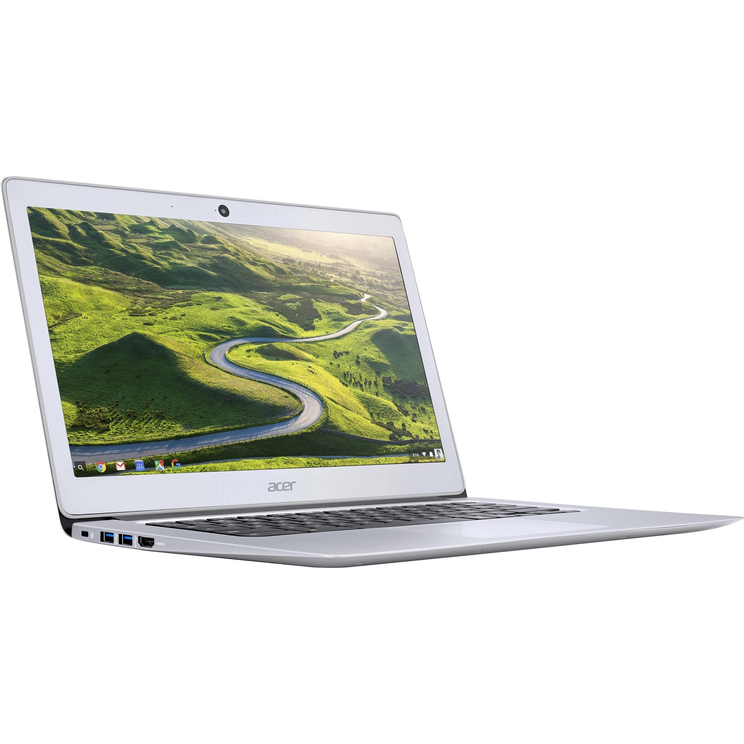 Acer CB3-431-C31R 35.6 cm 14inch LCD Chromebook - Intel Celeron N3060 Dual-core 2 Core 1.60 GHz