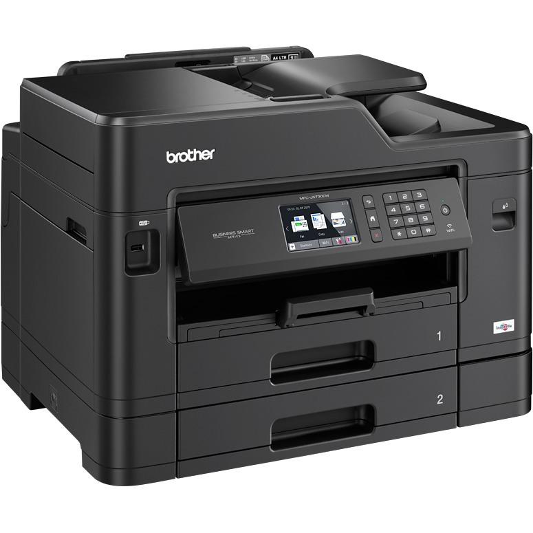 Brother Business Smart MFC-J5730DW Inkjet Multifunction Printer - Colour