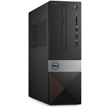 Dell Vostro 3268 Desktop Computer - Intel Core i3 7th Gen i3-7100 3.90 GHz - 4GB DDR4 SDRAM