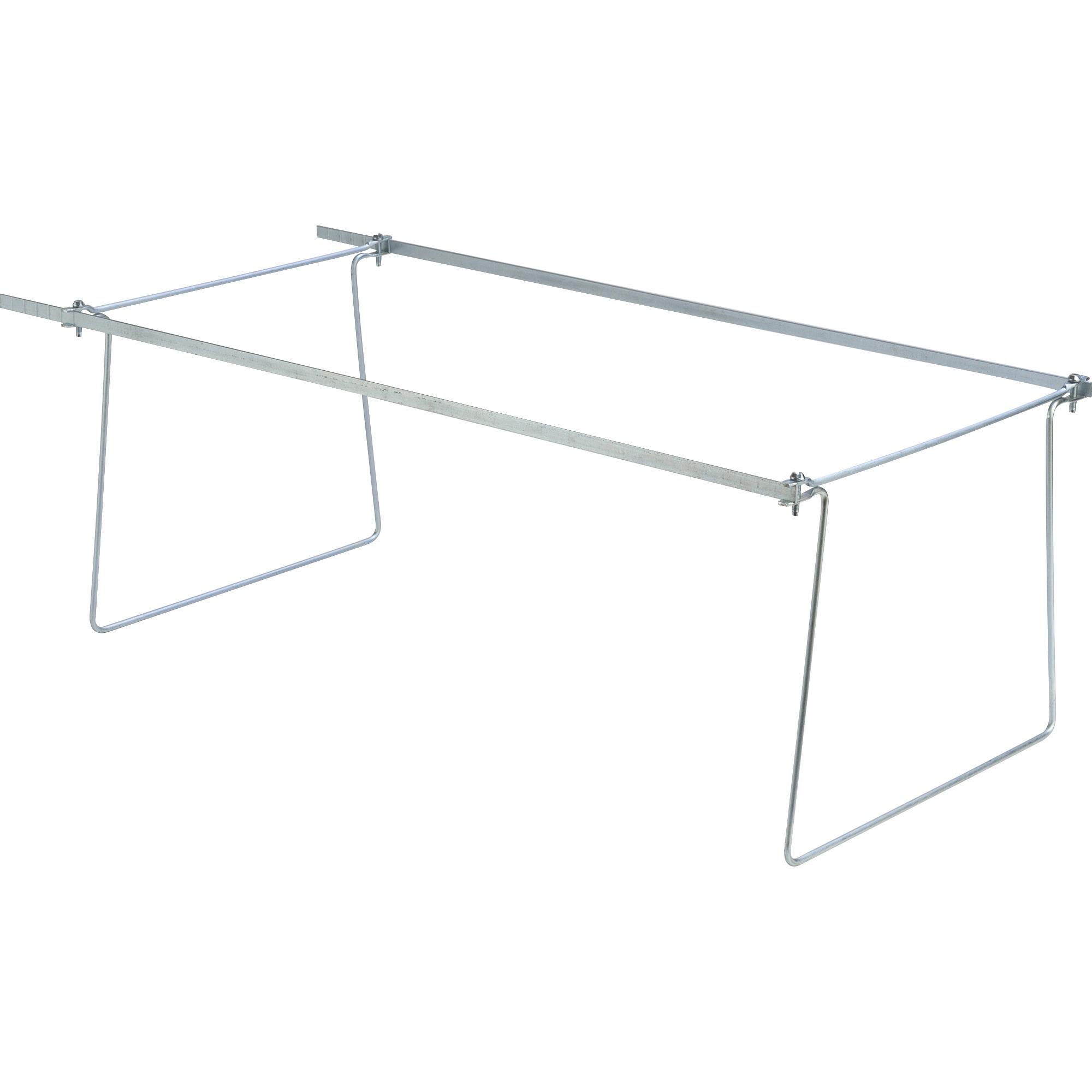 Oic Adjustable Hanging Folder Frames Letter 24 Quot 27