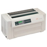 Oki Pacemark 4410N Dot Matrix Printer