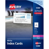 AVE5388 - Avery® Index Cards, Uncoated, Two-Sided Pri...