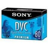 Premium Grade Digital DVC Videotape Cassette, 80 Minutes  MPN:DVM80PRL
