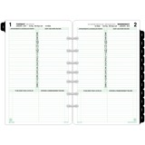 DTM12010 - Day-Timer 1-Page-Per-Day Planner Page Refill
