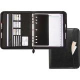 DTM82831 - Day-Timer Avalon Vinyl Zip Organizer Starter S...