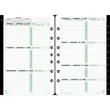 DTM91010 - Day-Timer 2-page-per-week Original Planner D...