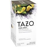 Tazo Black Tea - Black Tea - Earl Grey - 24 Filterbag - 24 / Box SBK149899