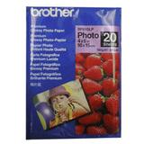 Innobella Premium Glossy Photo Paper, 51 lbs., 4 x 6, 20/Pack  MPN:BP61GLP