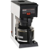 BUNN A10 Pourover Coffee Brewer - 10 Cup(s) - Black BUN212500000