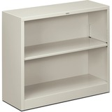 HONS30ABCQ - HON Brigade 2-Shelf Steel Bookcase