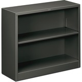 "HONS30ABCS - HON Brigade 2-Shelf Bookcase, 34-1/2""W"