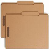 Smead 14880 Kraft Fastener File Folders