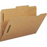 Smead Kraft 2/5 Cut Tab Fastener File Folders