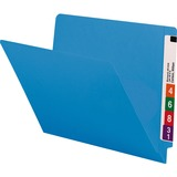 SMD25010 - Smead End Tab Colored Folders with Shelf-Maste...