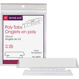 SMD64615 - Smead Poly Tabs
