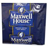 Maxwell House Pre-measured Coffee Pack - Regular - 1.5 oz Per Packet - 42 / Carton KRF866150