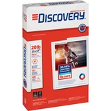 "Discovery Premium Selection Multipurpose Paper - Ledger/Tabloid - 11"" x 17"" - 20 lb Basis Weight - 0 SNA00042"