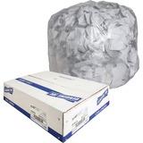 "Genuine Joe Clear Trash Can Liners - Medium Size - 33 gal - 33"" Width x 39"" Length x 0.60 mil (15 Mi GJO01013"