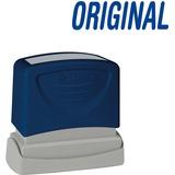 """Sparco Pre-Inked Stamp - Message Stamp - """"ORIGINAL"""" - 1.75"""" Impression Width x 0.62"""" Impression Leng SPR60019"""