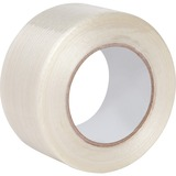 "Sparco Superior Performance Filament Tape - 2"" Width x 60 yd Length - 3"" Core - Fiberglass Filament  SPR64006"